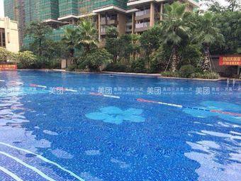时代倾城游泳池