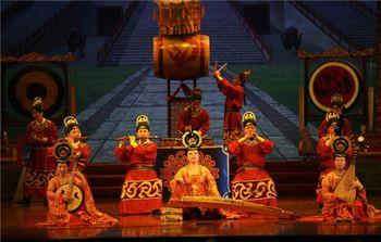【文艺路】陕西歌舞大剧院-美团