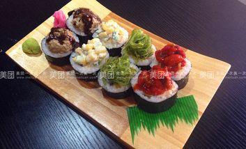 【沈阳等】町上寿司店-美团