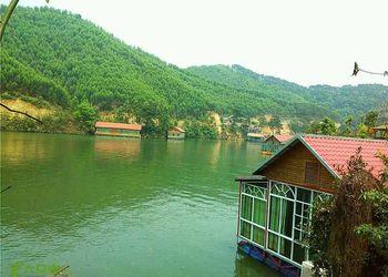 【来宾】圣堂湖生态旅游景区-美团