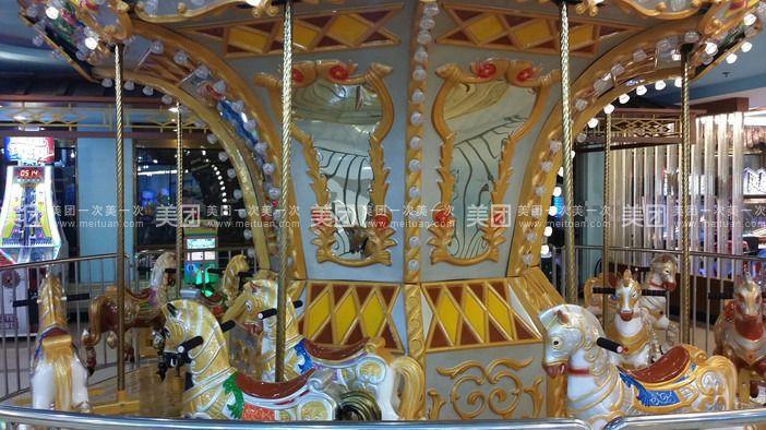【烟台金海洋儿童乐园团购】金海洋儿童乐园欢乐宝贝