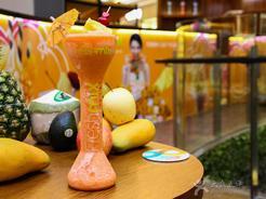 :长沙今日团购:freshmix鲜果优[兴汉门]饮品4选1,建议单人使用,提供免费WiFi