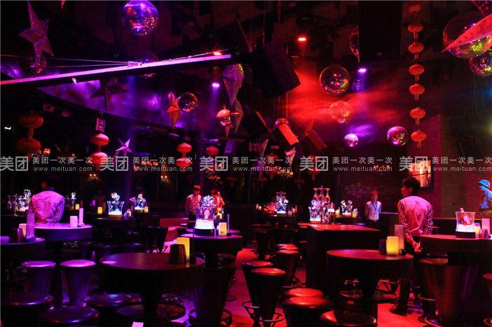 【秦皇岛本色2046酒吧团购】本色2046酒吧6-8人餐团购