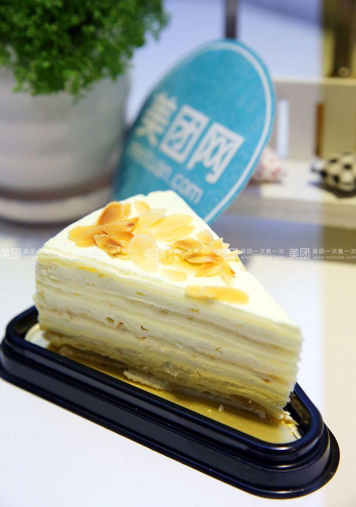 蛋糕甜点 蜜丝蜜糖时尚烘焙   特色菜 榴莲木糠杯 (18元/份) 榴莲千层