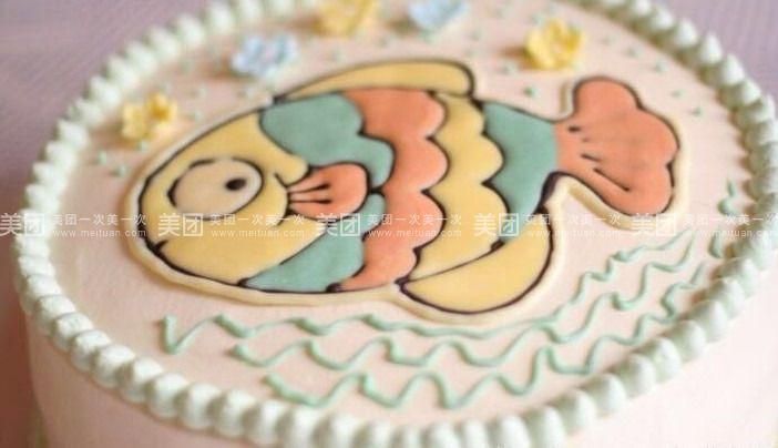 【佛山猪头&鱼diy烘焙团购】猪头&鱼diy烘焙慕司蛋糕