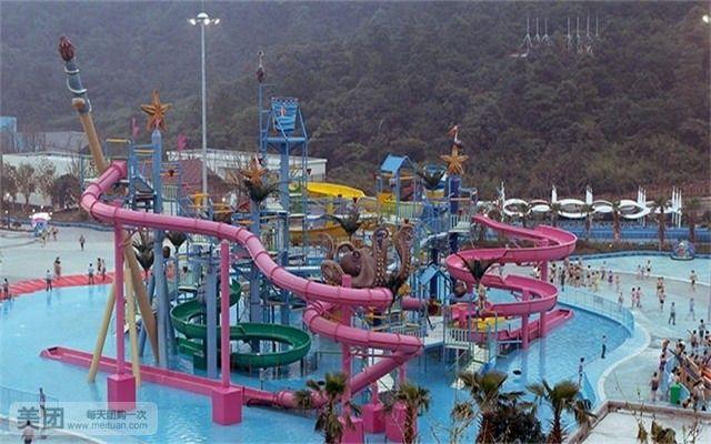 休闲娱乐团购 主题公园/游乐园 常州环球动漫嬉戏谷        享受生活