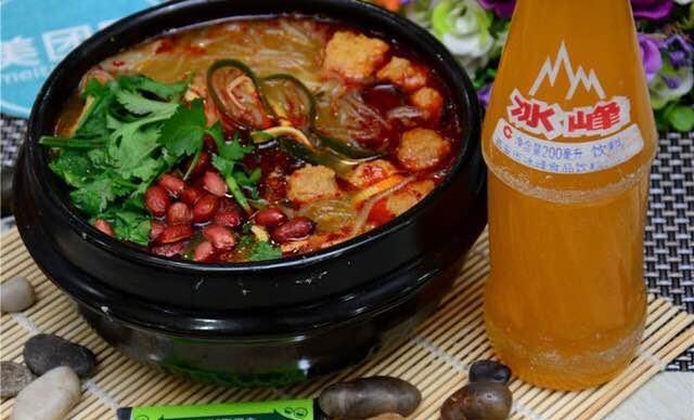 :长沙今日团购:【勾魂凉皮】特色罐罐饺子3选1,建议单人使用,包间免费