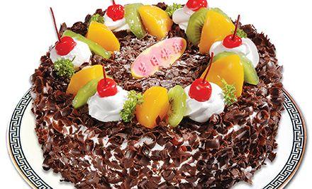 10英寸慕斯蛋糕5选1,享受甜蜜感觉