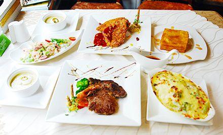 2-3人套餐,美味齐欢享