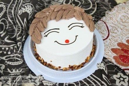 幸福一家之可爱宝贝蛋糕