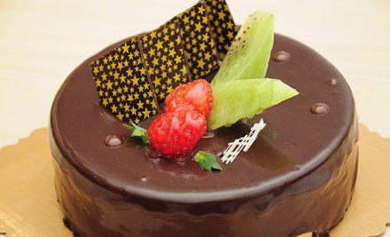 美味6英寸蛋糕2选1,商家提供15个免费停车位,甜蜜时刻