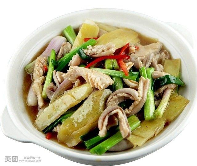 姜葱炒猪肚黄豆可以吃猪肉炖孕妇吗