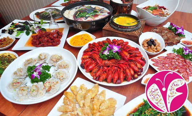 8-10人餐,美味食品,愉悦共享