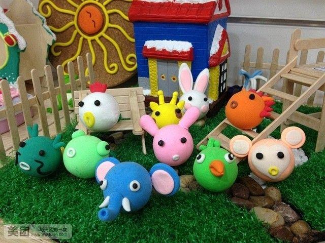 【上海糖果星团购】卡通动物头像套餐团购 价格 图片