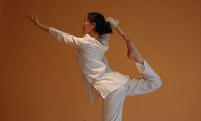 个人禅疗瑜伽课程无限次(舒眠瑜伽,纤体美容瑜伽,哈他静心瑜伽,肩颈图片