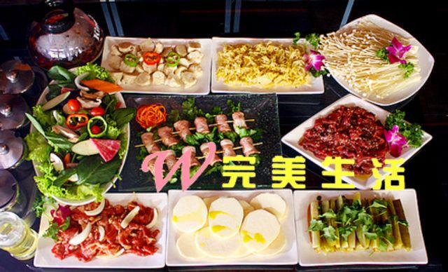 8-10人餐,无需预约,营养美味,一同享受