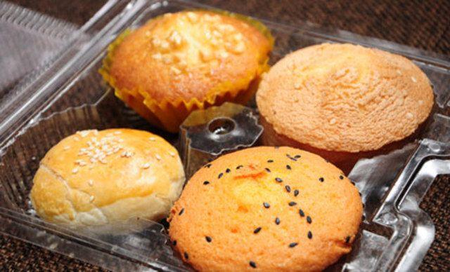 美味蛋糕咸甜品组合1盒,美味齐分享