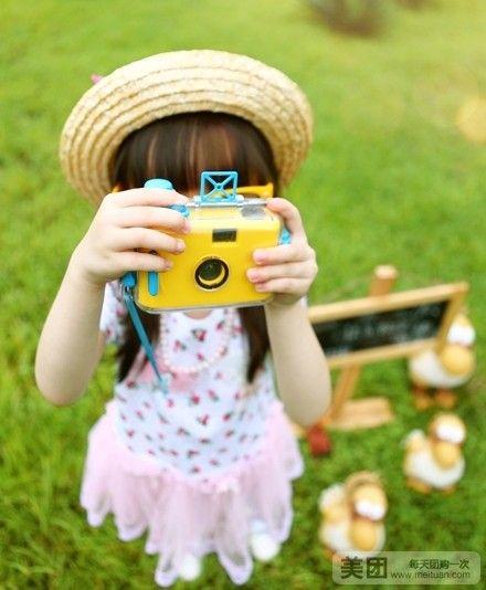 芭莎菲儿儿童外景摄影高端摄影会馆
