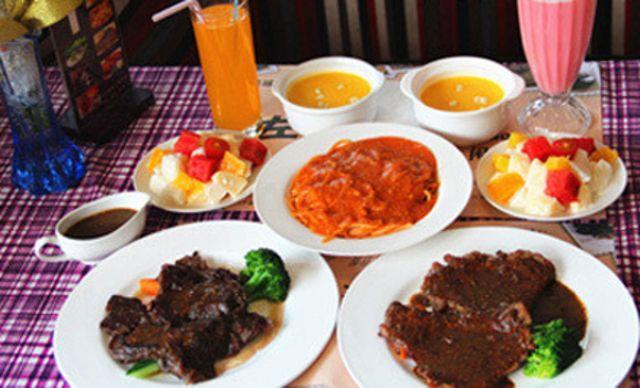 双人餐,无需预约,美味共享