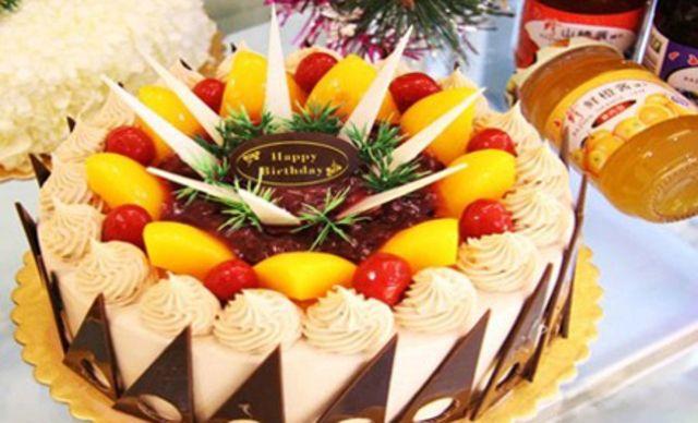 8寸蛋糕4选1,可口美味,欢乐共享