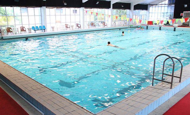 游泳1次,休闲运动,清凉一夏