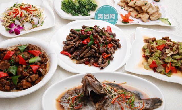 4-6人餐,免费WiFi,正宗福建霞浦滩涂海鲜