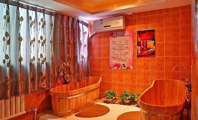 泡浴套餐,提供食品,提供免费休息,提供免费WiFi+电视
