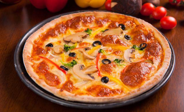 美味披萨单人餐,免费WiFi,美食独享