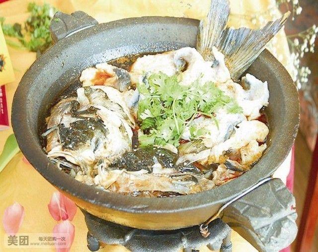 【简朴寨石锅鱼】5-7人餐,美味v美味,团购享受_江油美味美食六月雪图片