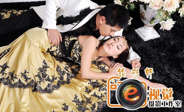 婚纱摄影套系,幸福在此起航