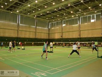内蒙古体育馆健身中心