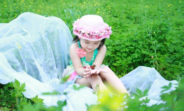 儿童写真套系,定格美好瞬间