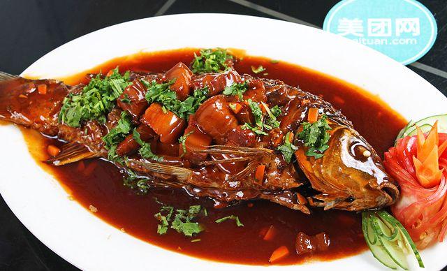 6-8人餐,特色麻辣干锅盆盆虾/干烧鲤鱼