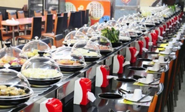 单人自助套餐,午/晚餐通用,位置优越,菜品新鲜