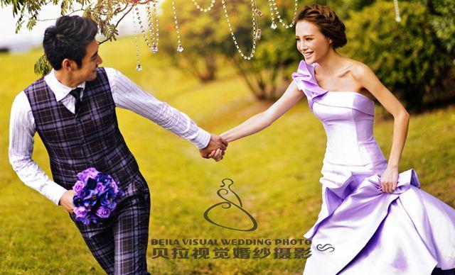 幸福婚纱摄影,免费提供WiFi