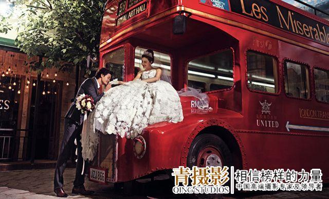 婚纱摄影套系1套,展现最美的自己