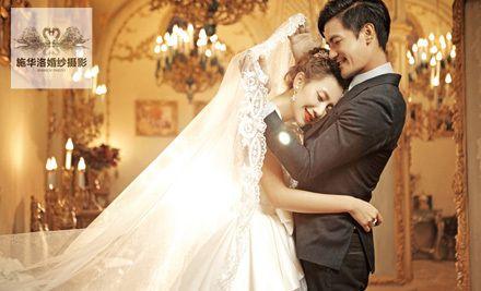 婚纱摄影套系,记录幸福瞬间