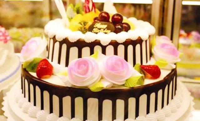 12英寸蛋糕6选1,赠送卡片1张,甜蜜滋味