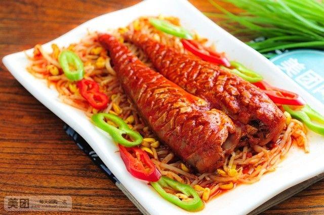 韩盛宫韩式烤肉图片