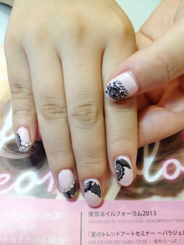 进口贴纸::蕾丝/卡通/花朵/风景可选 商家介绍 松惠子日式美甲