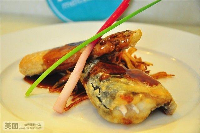 【银行桃子】套餐双人寿司,兴业免费WiFi+2个提供美食青岛美味图片