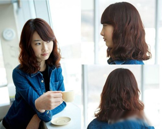 女生 刘海/【爱秀造型】美发套餐,男女不限,长短发不限,美丽自己来绽放...