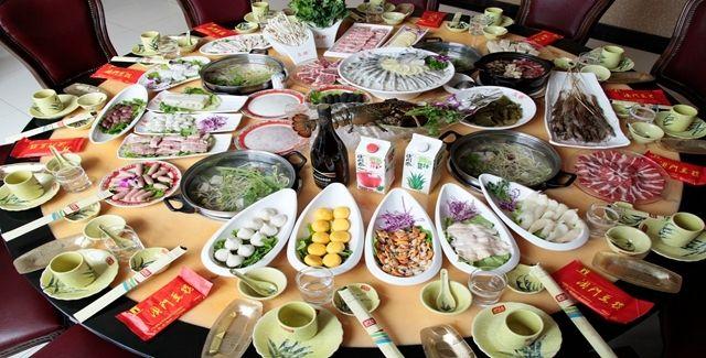 12-14人餐,美味与您一起分享