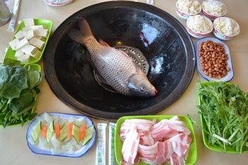 【呼和浩特】木火大铁锅炖鱼村-美团