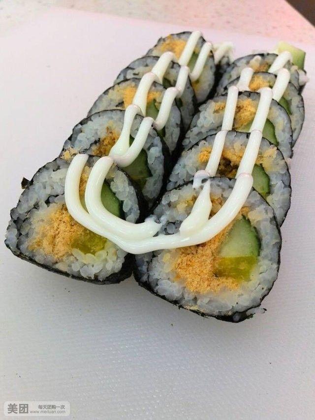 【唐一美味】美味单人餐3选1,a美味美食,寿司分饮食贵阳套餐口味的图片