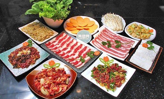 5-6人餐,保质保量保味道,顺喜烤吧欢迎您