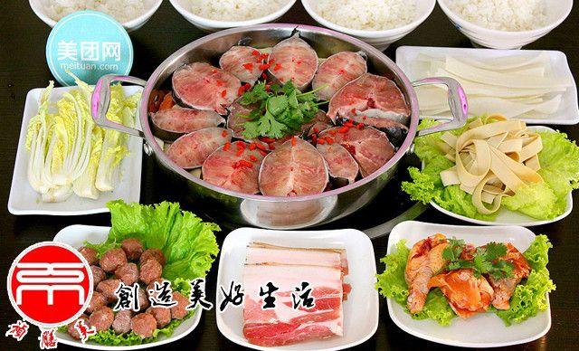 4人餐,提供免费WiFi,真善美动感焖锅,好吃不贵有品味