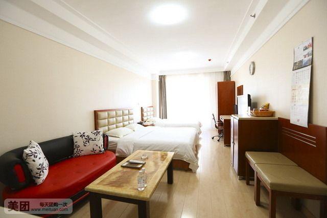 一番酒店式公寓-美团