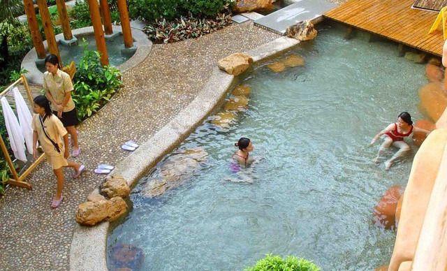 御景山温泉1次餐,休闲时刻,尽享舒适