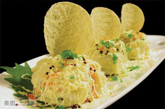 【一喜特色】美食单人午餐自助,免费WiFi,尽享寿司美味内蒙古100字图片